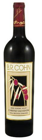 BR Cohn Cabernet Sauvignon Olive Hill Estate Vineyard